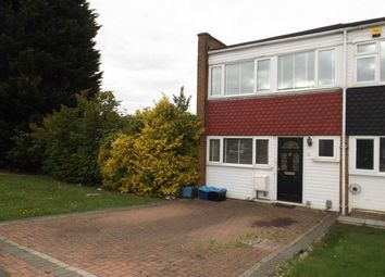 Thumbnail 3 bed end terrace house for sale in Long Green, Chigwell