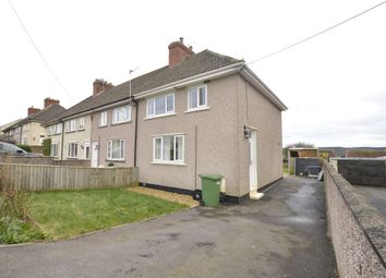 Thumbnail 3 bed end terrace house to rent in Longleat Road, Holcombe, Radstock, Somerset