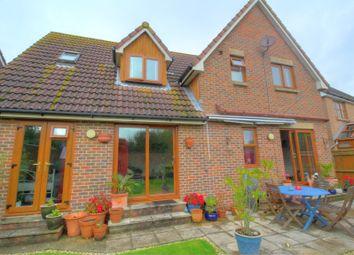 Thumbnail 5 bedroom detached house for sale in Manor Green, Shalfleet, Newport