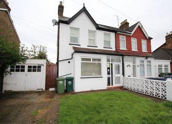Thumbnail 2 bedroom maisonette for sale in Feltham Road, Ashford, Surrey
