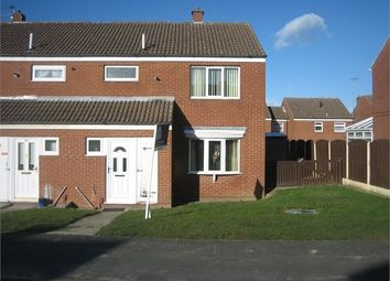 Thumbnail 3 bed semi-detached house to rent in Harrogate Drive, Denaby Main