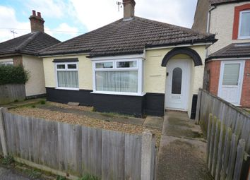 Thumbnail 2 bedroom detached bungalow for sale in Blackheath Road, Lowestoft