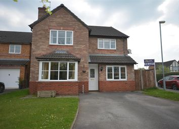 Thumbnail 4 bed detached house to rent in Dexter Way, Middlewich