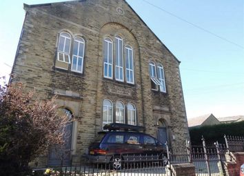 Thumbnail 2 bed flat for sale in Post Street, Padfield, Glossop