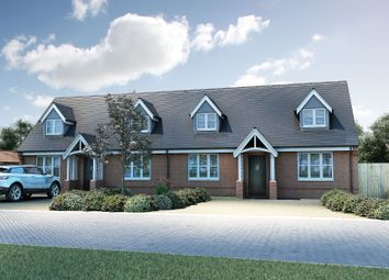 "Thumbnail 2 bed semi-detached house for sale in ""The Fyfield"" at Witney Road, Kingston Bagpuize, Abingdon"