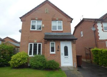 Thumbnail 3 bed detached house for sale in Kerscott Road, Manchester, Greater Manchester