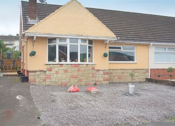 Thumbnail 2 bed semi-detached bungalow for sale in Garth Avenue, Maesteg, Mid Glamorgan