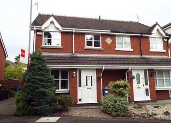 Thumbnail 3 bed semi-detached house for sale in Bronington Close, Northenden, Manchester, Greater Manchester