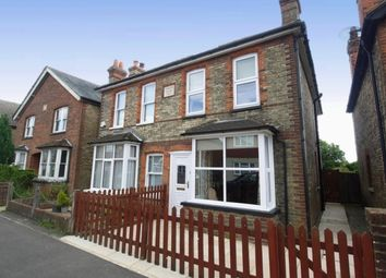 Thumbnail 3 bed semi-detached house for sale in Donnington Road, Dunton Green, Sevenoaks