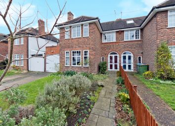 Thumbnail 3 bed semi-detached house for sale in Pound Close, Long Ditton, Surbiton