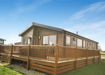 Thumbnail 3 bed detached bungalow for sale in Misty Bay, Tattershall Lakes Country Park, Sleaford Road, Tattershall