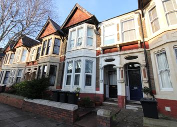 Thumbnail 1 bedroom flat to rent in Kimberley Road, Penylan, Cardiff