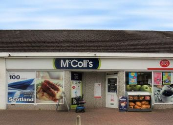 Thumbnail Retail premises for sale in Glenloy Street, Caol, Fort William