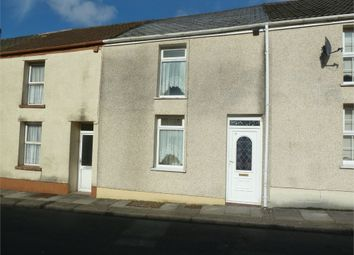 Thumbnail 2 bed terraced house for sale in High Street, Abergwynfi, Port Talbot, West Glamorgan