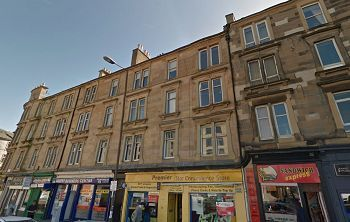 Thumbnail 2 bed flat to rent in Albert Place, Edinburgh