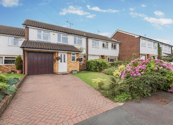 Thumbnail 3 bed terraced house for sale in Captain Cook Close, Chalfont St Giles