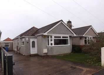 Thumbnail 2 bed detached bungalow to rent in Rosehill Road, Rhyl