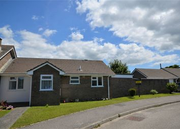 Thumbnail 2 bed semi-detached bungalow for sale in Tregavethan View, Threemilestone, Truro, Cornwall