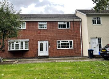 Thumbnail 3 bed terraced house for sale in Rugby Road, Lutterworth