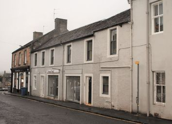 Thumbnail 2 bed flat to rent in Castlegate, Lanark