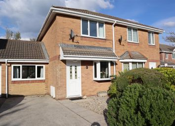 Thumbnail 2 bed semi-detached house for sale in Sandpiper Road, Llanelli