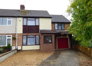 Thumbnail 4 bed semi-detached house for sale in Woodend Road, Coalpit Heath, Bristol