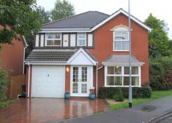 Thumbnail 4 bed detached house for sale in Ffordd Derwen, Margam, Port Talbot