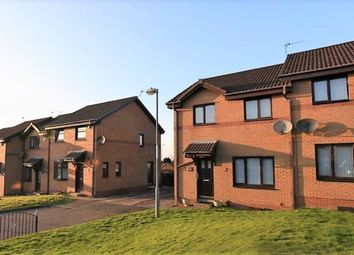 Thumbnail 3 bedroom semi-detached house for sale in Marina Court, Bellshill