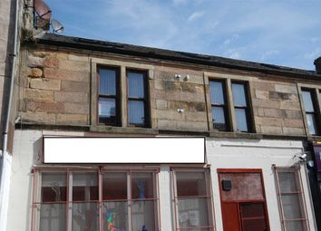 Thumbnail 3 bed flat for sale in Main Street, Kilwinning