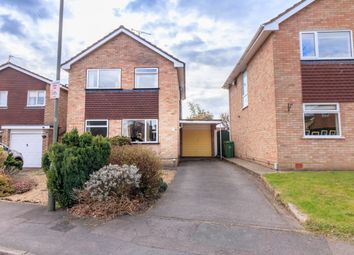 Thumbnail 3 bed detached house for sale in Nursery Close, Frimley Green, Camberley
