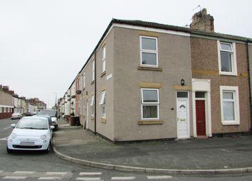 Thumbnail 2 bedroom end terrace house to rent in Blakiston Street, Fleetwood