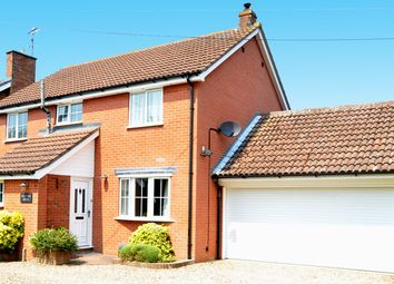 Thumbnail 3 bedroom detached house for sale in Somersham, Ipswich, Suffolk
