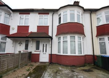Thumbnail 3 bed terraced house for sale in Leigh Gardens, London