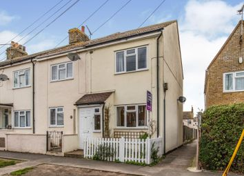Thumbnail 2 bed end terrace house for sale in Rookery Crescent, Rochester