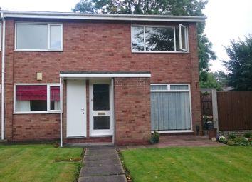 Thumbnail 2 bed maisonette to rent in Enfield Close, Erdington, Birmingham