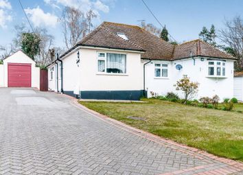 Thumbnail 2 bed bungalow for sale in Festival Avenue, New Barn, Longfield