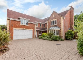 Thumbnail 6 bed detached house for sale in Mead Gardens, Hartley Wintney, Hook, Hampshire