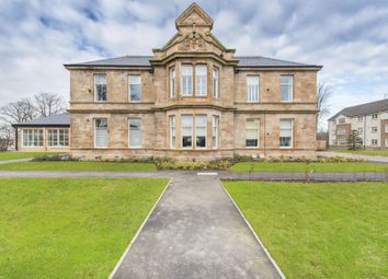 Thumbnail 2 bed flat for sale in 1/3, 10 Rutherford Drive, Woodilee Estate, Lenzie