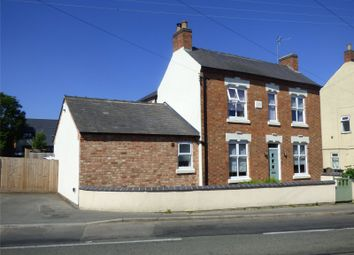 Thumbnail 4 bed detached house for sale in Dunton Road, Broughton Astley, Leicester, Leicestershire