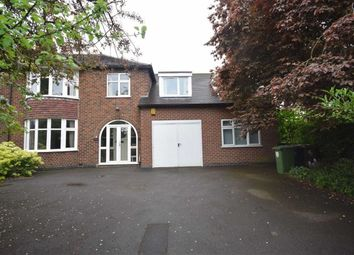 Thumbnail 1 bed flat to rent in Hazelwood Road, Duffield, Belper