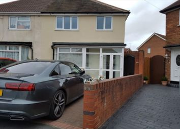 Thumbnail 3 bed semi-detached house to rent in Keys Crescent, West Bromwich, West-Midlands