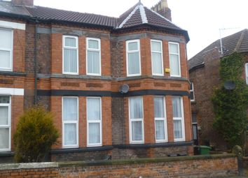 Thumbnail 3 bedroom flat to rent in Highfield Crescent, Rock Ferry, Birkenhead