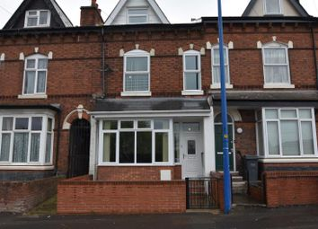 Thumbnail 5 bed terraced house for sale in Bearwood Road, Smethwick