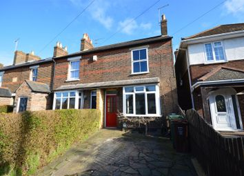 Thumbnail 3 bed semi-detached house to rent in Radlett Road, Frogmore, St.Albans