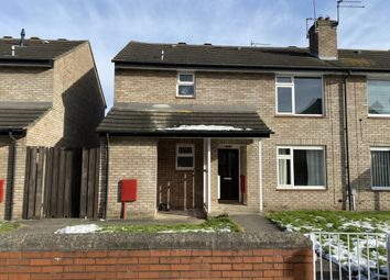 Thumbnail 1 bed flat to rent in Dairycoates Avenue, Hull