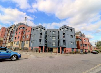 Thumbnail 1 bed flat for sale in Bramley Crescent, Ilford