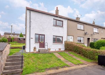 Thumbnail 2 bed terraced house for sale in Tweed Street, Dunfermline
