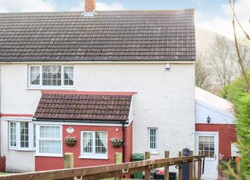 Thumbnail 3 bed end terrace house for sale in Upland Drive, Trevethin, Pontypool
