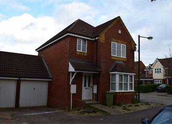 Thumbnail 3 bedroom detached house to rent in Corsewall Place, Tattenhoe, Milton Keynes, Buckinghamshire