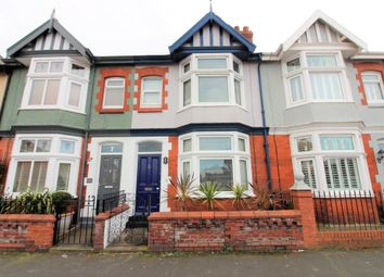Thumbnail 2 bed terraced house for sale in Newcastle Avenue, Blackpool
